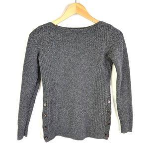 Madewell Pullover Sweater Womens XS Merino Wool